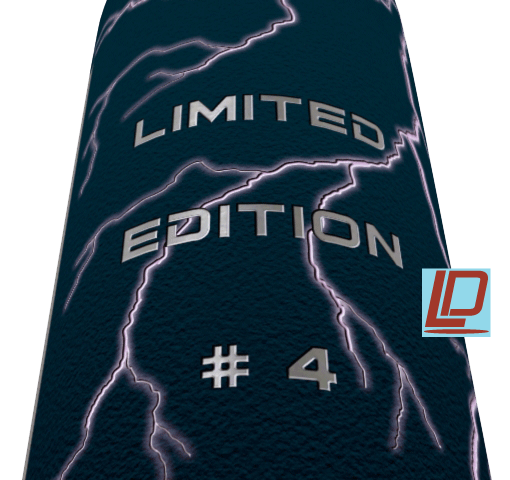 Limited edition #4 by Lornet-Design 4 Dark Dog